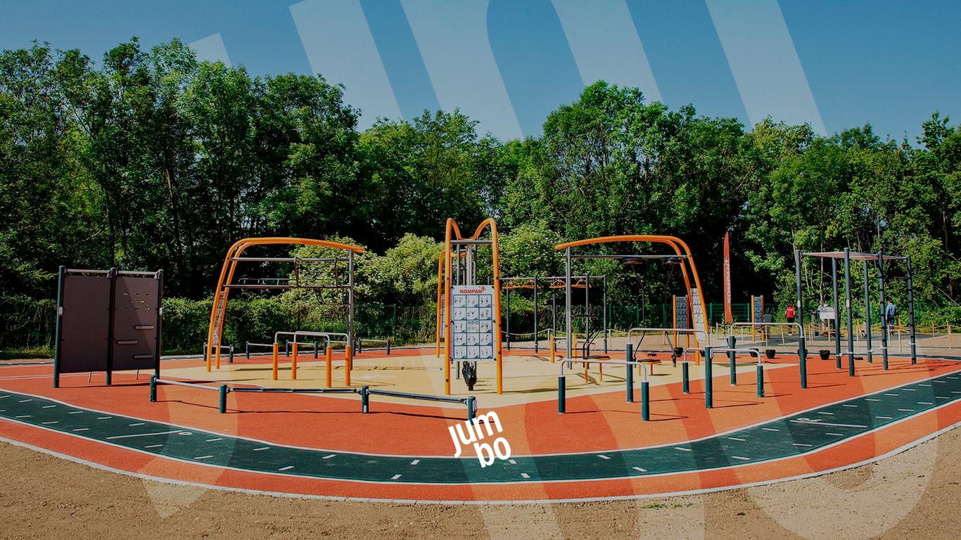 Beneficios de los espacios para entrenamiento al aire libre